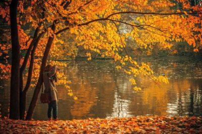 clima en Europa otoño