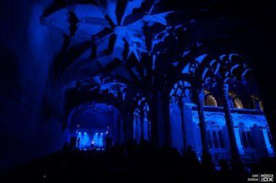 europa a medida noche portuguesa portugal belem monasterio de los jeronimos