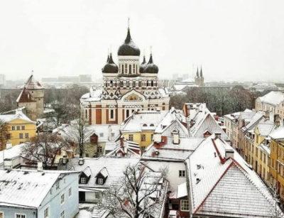 recorrido europeo low cost europa tallin estonia ciudades europeas