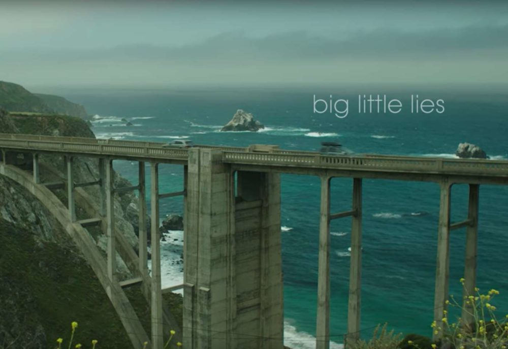 bixby bridge california big little lies intro