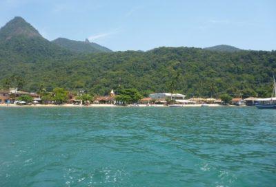 ilha grande vila do abraao