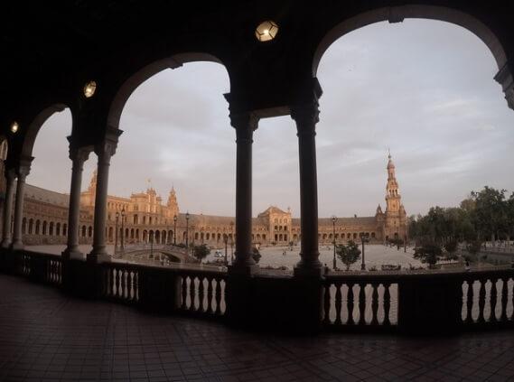 itinerario de tu primer viaje a Europa sevilla naboo star wars ciudades europeas clima