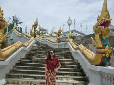 Wat Kaew Ko Wararam Krabi Tailandia