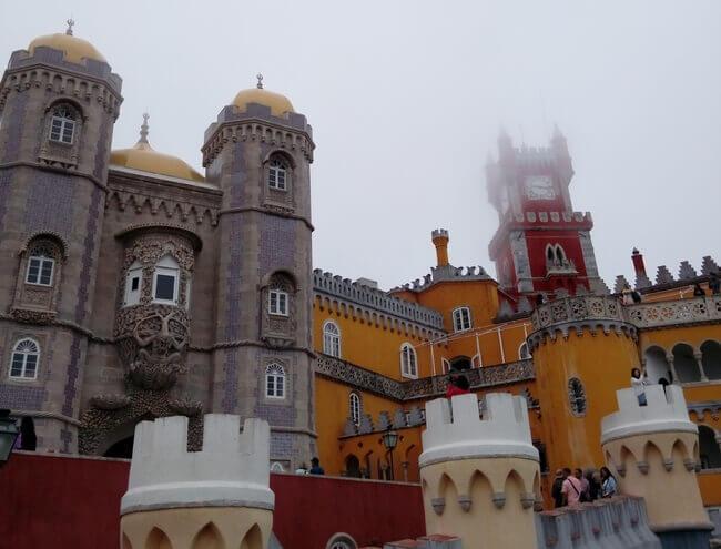 ciudades europeas desconocidas sintra joyas ocultas europa ciudades europeas sintra portugal