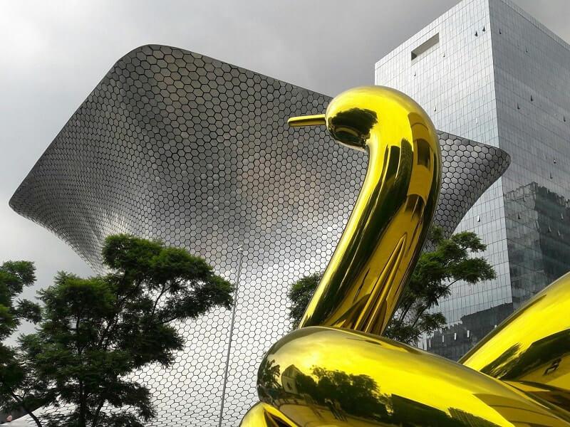 Museo Soumaya, Ciudad de México que hacer en un escala stopover en ciudad de mexico