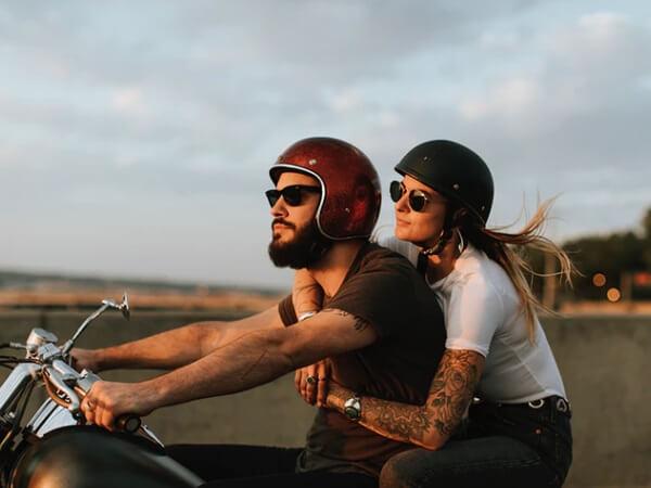pareja viajes en pareja