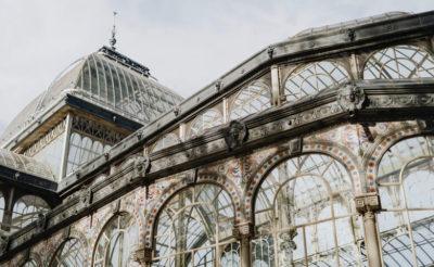 palacio de cristal madrid dni español de no residente