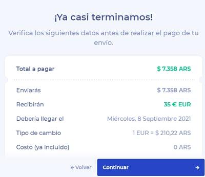 activar wise argentina global66