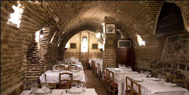 restaurante botin madrid