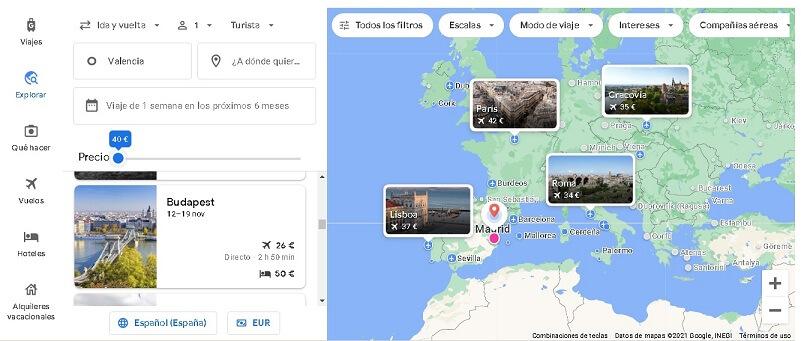 google flights vuelos baratos